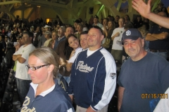 Padres Tailgate 2011