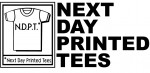 Next Day Printed Tees