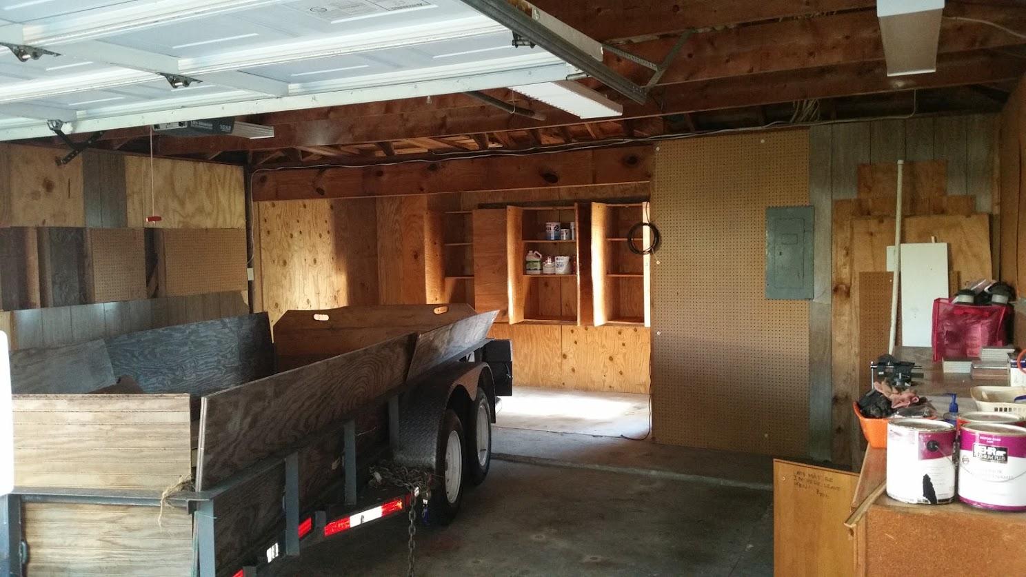 Building a Walk-In Coldroom